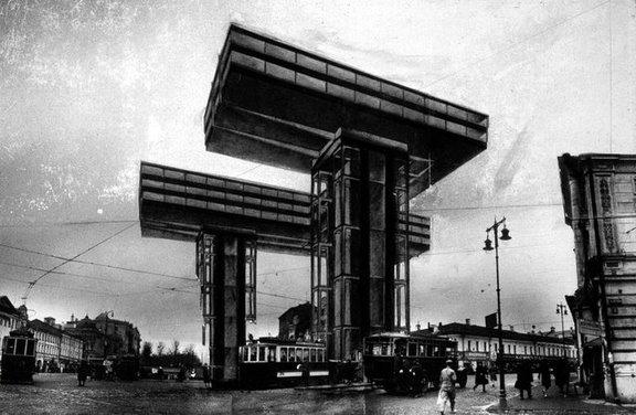 Construcciones socialistas de aspecto futurista Image13