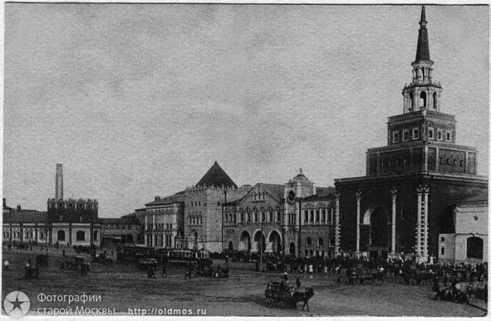 Достопримечательности Москвы Белорусский вокзал