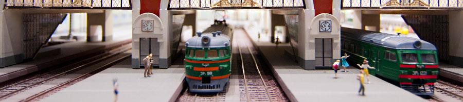 ПАКПАК в Музее московской железной дороги
