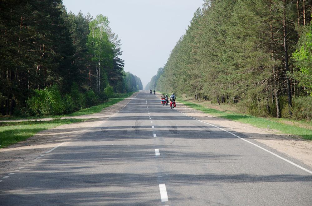 Автопутешествие по белоруссии фото