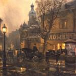 Картины Михаила Сатарова