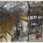 Эскалаторная галерея на Воробьевых