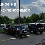 Смешное на Яндекс-панорамах