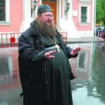 Прогулка со священником-хиппи