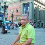 Прогулка с Сергеем Никоненко