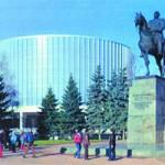 Бородинская панорама открывается после реконструкции
