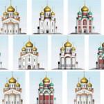 200 православных модульных храмов