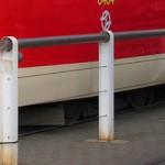 Трамвайные пути огородят от нарушителей