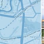 Реконструкции территории завода ЗИЛ