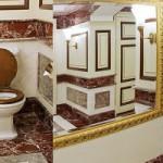 Исторический туалет в ГУМе