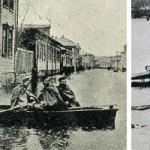 Большое московское наводнение 1908 г.