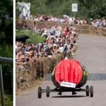 Red Bull Soapbox Race — гонки на тарантасах
