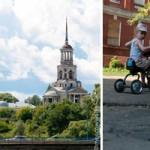 Одним днем из Москвы: Тверь и Торжок