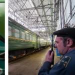 Депо Перерва и московские электрички
