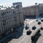 Как прошел парад Победы: за кулисами