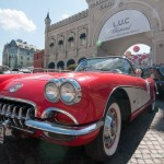 Ралли классических машин LUC Chopard 2013
