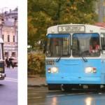 История московского троллейбуса