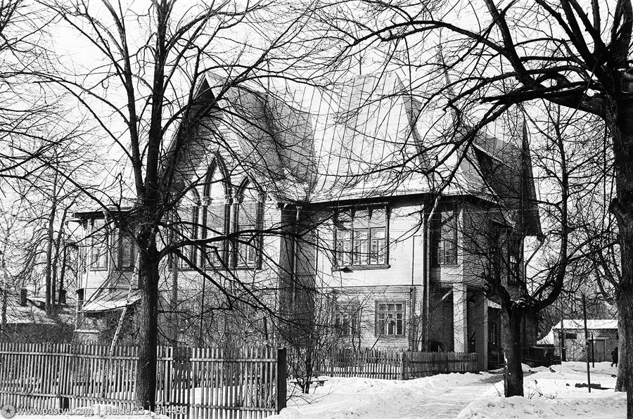 Полякова построенная в 1898 году