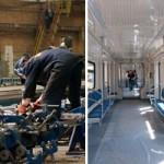 Метровагонмаш — как делают вагоны метро?
