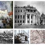 Революционные бои 1917 года в Москве. Места и воспоминания.