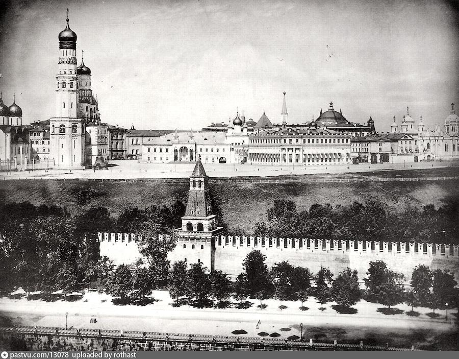 восстановление чудова и вознесенского монастыря