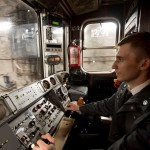 Один день машиниста метро