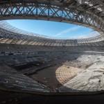 Реконструкция большой арены Лужников