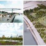 Парк в Зарядье откроют в 2017 году