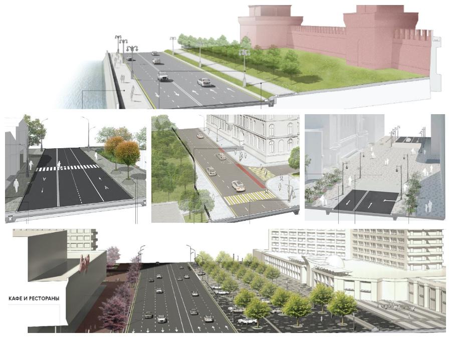 """Реконструкция улиц по программе """"Моя улица"""""""