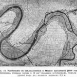 Наводнения старой Москвы