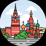 Прогулки по Москве в Telegram