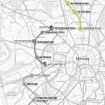 Открыты три новые станции метро (фото)
