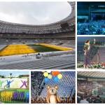 Самые главные события Большой арены Лужников
