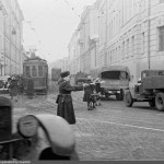 Москва военная: редкие фото