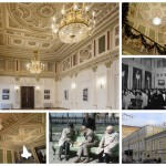Реставрация Центрального дома шахмат