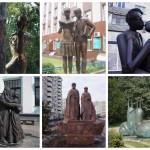 Лучшие памятники влюблённым и любящим в Москве