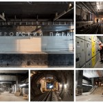 Новая станция метро «Петровский парк». Репортаж со стройплощадки