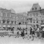 Старинные детали: Красная площадь