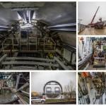 Кожуховская линия и самый большой тоннель