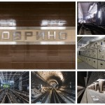 Строительство станции метро «Ховрино»