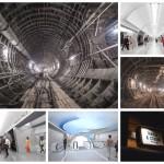 Нижняя Масловка: как строят третье кольцо метро на глубине
