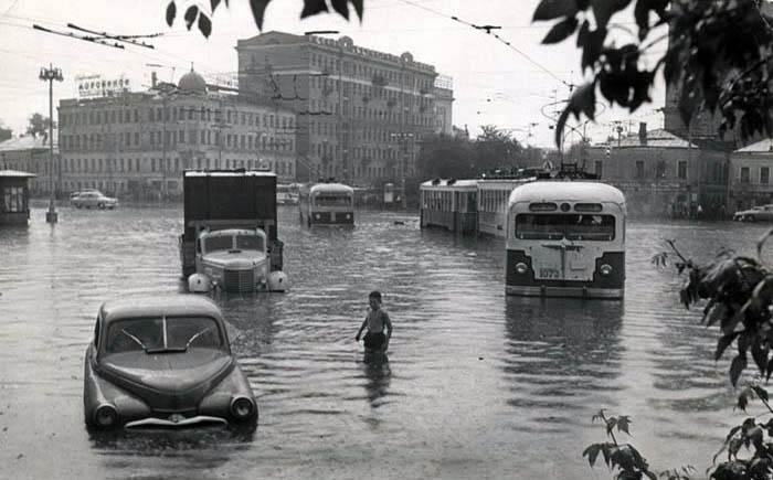 1950-е самотёка