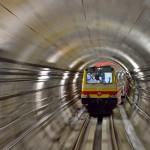 На третьем кольце метро проехал первый поезд