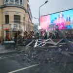 Революционная Москва в 1917 г. и сейчас