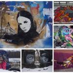 Самый интересный нелегальный стрит-арт 2017 года в Москве