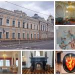 Особняк Грачева на Поварской улице. История и интерьеры.