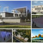 Что будет в Лужниках: канатка, фонтан и новый центр гимнастики (НОВЫЕ ФОТО)