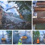 Как сносят дома по программе реновации