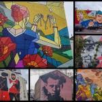 Пять лет спустя. 20 утраченных произведений московского стрит-арта.