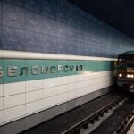 Беломорская: самая «северная» станция метро